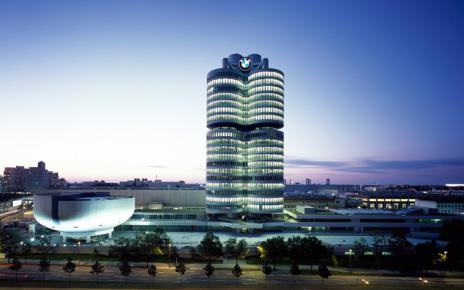 1 | BMW-Museum, Außenansicht