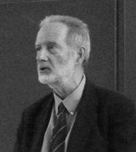 Der amerikanische Philosoph Carl Mitcham. Foto: Valentin Wormbs.