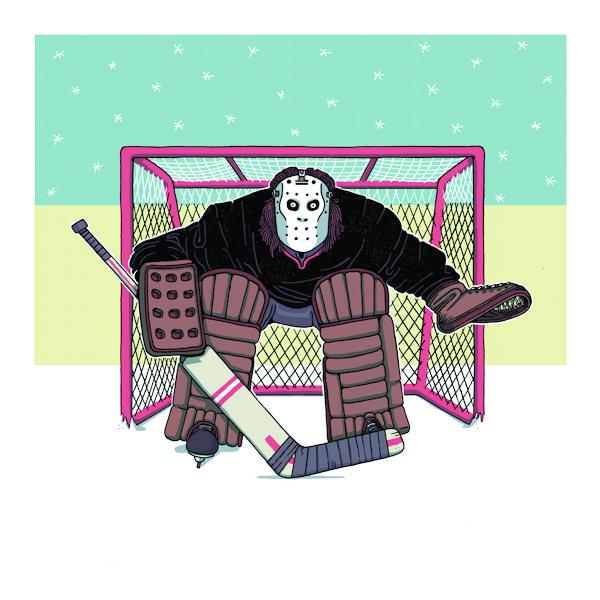 Eishockey 1 – Pierre Ferrero