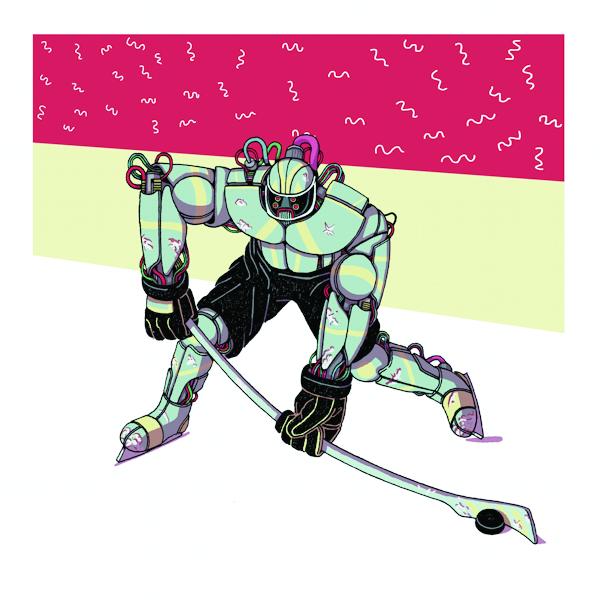 Eishockey 2 – Pierre Ferrero