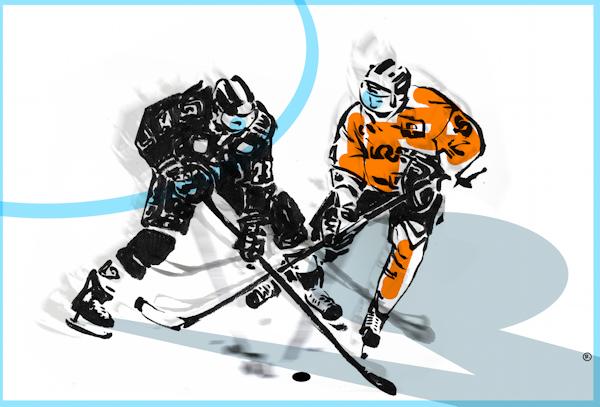 Eishockey 1 – Thilo Rothacker