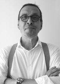 Udo Schrenk, Artdirector. Foto: Annemarie Krätz.