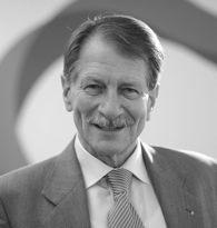 Der Philosoph Walther Ch. Zimmerli.